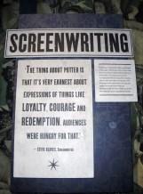 Harry-Potter-Studio-Tour-London-Screenwriting-Quote image