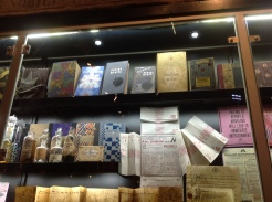 Harry Potter Studio Tour London art department display image
