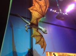 Harry Potter Studio Tour London dragon image