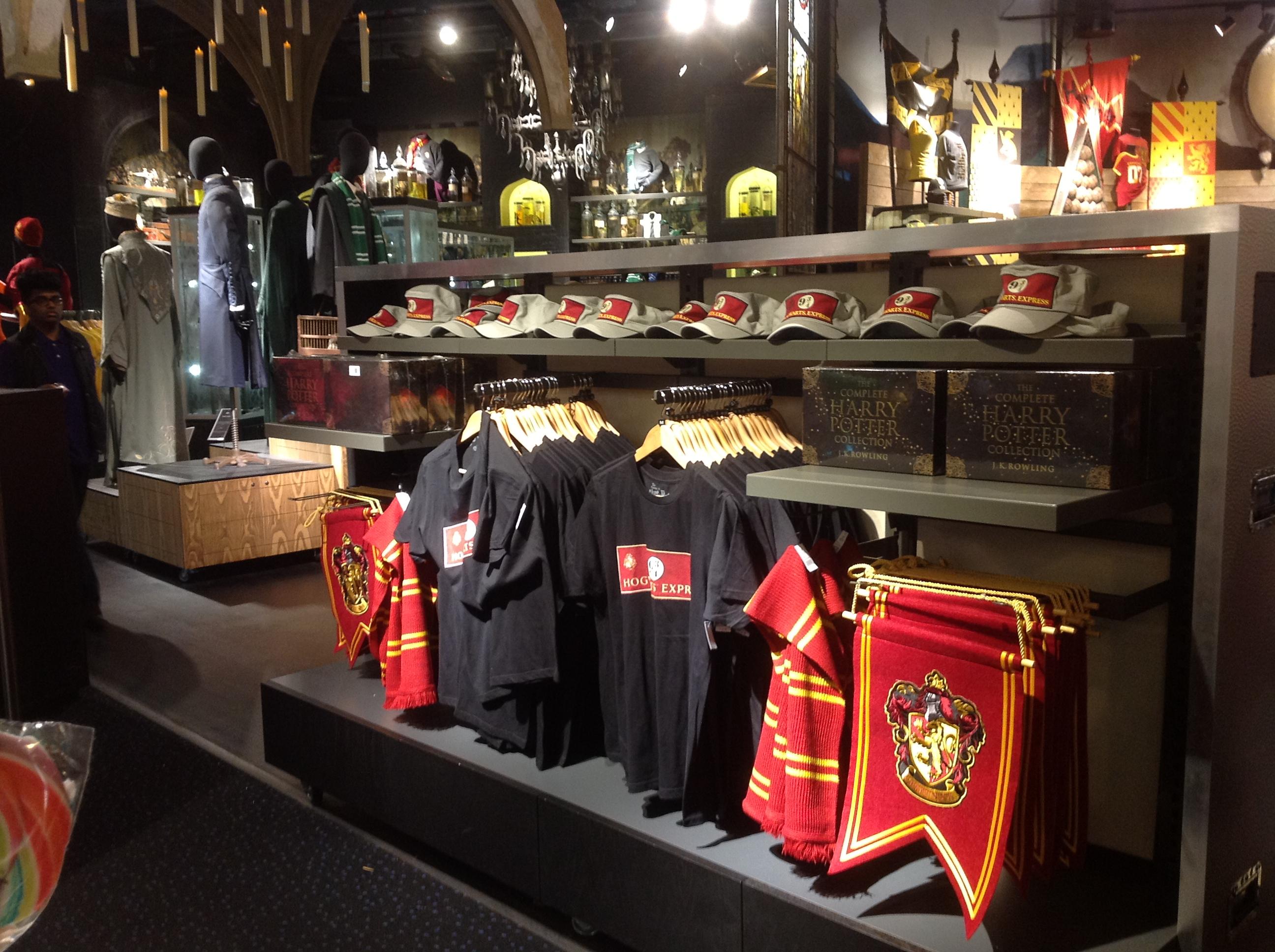 c333d2d7bfd Harry Potter Studio Tour London Gift Shop image