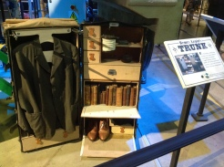 Harry Potter Studio Tour London Lupins trunk image