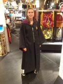 Harry Potter Studio Tour London gift shop Gryffindor Robes image