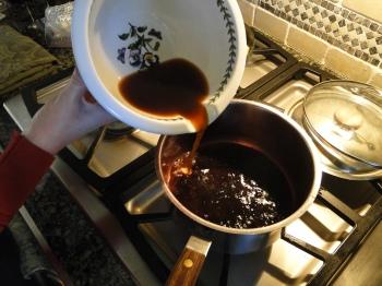 Port Wine Reduction Sauce image