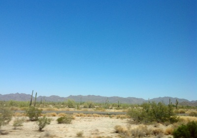 Southwest USA Desert Road Trip photography image