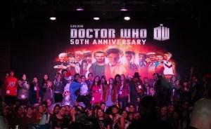 San Diego Comic Con BBCA The Doctor Who fan meetup image