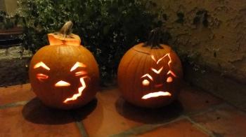 Carved Pumpkins Halloween image