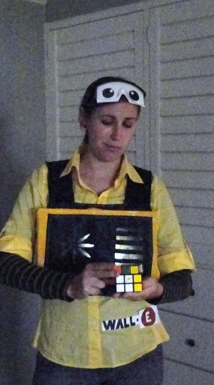 WALLE disney pixar costume cosplay brookenado image