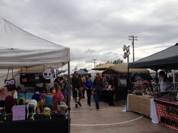 Jack Skellington artisans-alley-san-diego-2013-holiday-market9