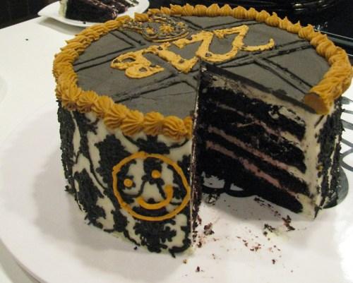 221b Baker Street Bbc 221b Baker Street Cake