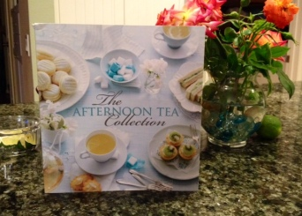The Afternoon Tea Collection - British Recipes Baking Cookbook