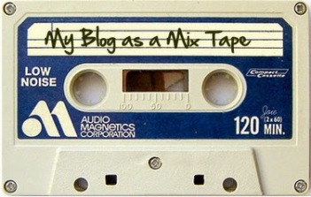 My Blog as a Mix Tape image