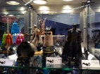 Wondercon 2014 Anaheim Batman celebration figures Aardman