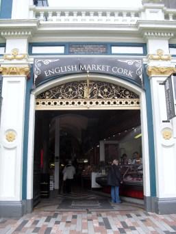 Cork Ireland English Market