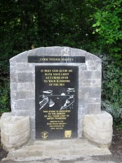 Cork Ireland Fitzgerald Park Titanic Society dedication