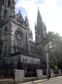 Cork Ireland St Fin Barres Cathedral