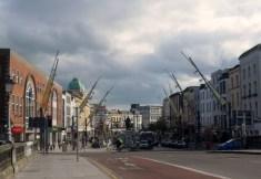 Cork Ireland main street