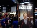 SDCC comic-con 2014 BBC America booth, Doctor Who Capaldi