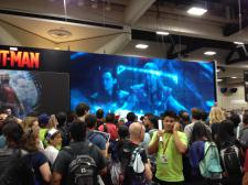 SDCC comic-con 2014 Marvel booth