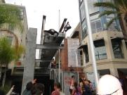 SDCC Comic-Con 2014 Walking Dead Terminus zombies