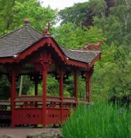 edinburgh-scotland-royal-botanic-garden Chinese Hillside