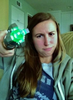 Brookenado Eleventh Doctor sonic screwdriver