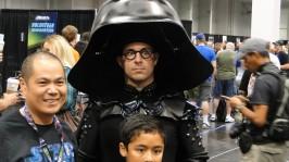 Star Wars Celebration Anaheim 2015 Dark Helmet Spaceballs cosplay