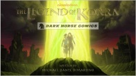 Avatar Dark Horse Legend of Korra comic