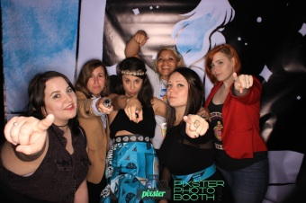 Geeks Go Glam party at SDCC!